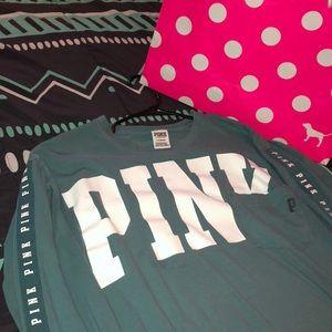 Pink Victoria Secret shirt